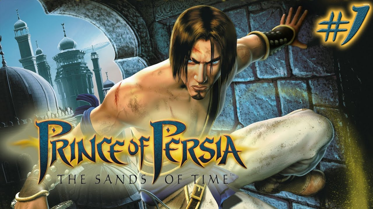 Prince Of Persia The Sands Of Time 4k Walkthrough Part 1 The Face Of Time Youtube