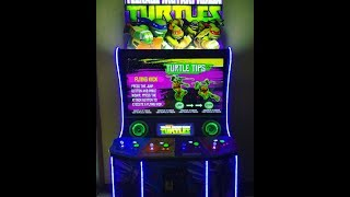 Teenage Mutant Ninja Turtles Raw Thrills Arcade Game Review (Spoilers)