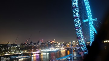 Livestream London Eye View  at London Marriott Hotel County Hall