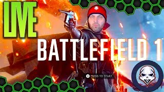 BATTLEFIELD 1 MULTIPLAYER GAMEPLAY WITH MADRECOIL