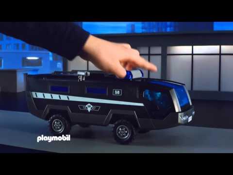 Playmobil Βαλιτσάκι Αστυνομία