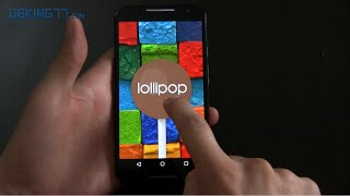 Android 5.0 Lollipop on the Moto X 2nd Generation!!