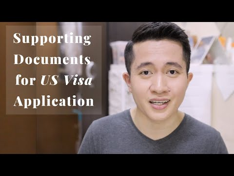 US Visa Interview Tips, Documents And Online Bank Payment