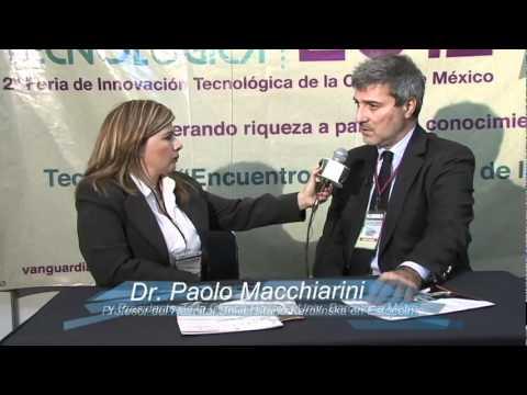 Alcanzando el Conocimiento, Entrevista al Dr. Paolo Macchiarini.