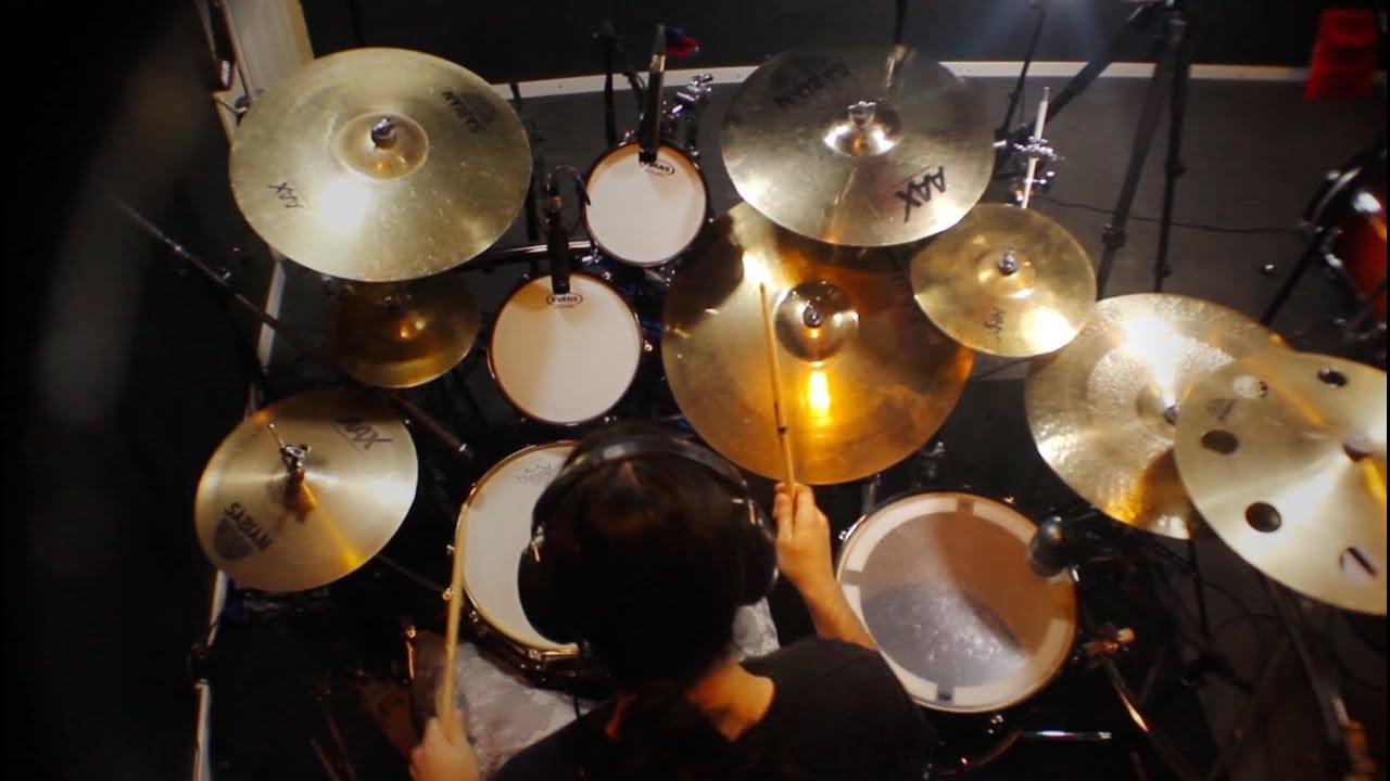 Drum Cover (Studio