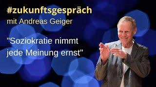 #zukunftsgespräch mit Andreas Geiger
