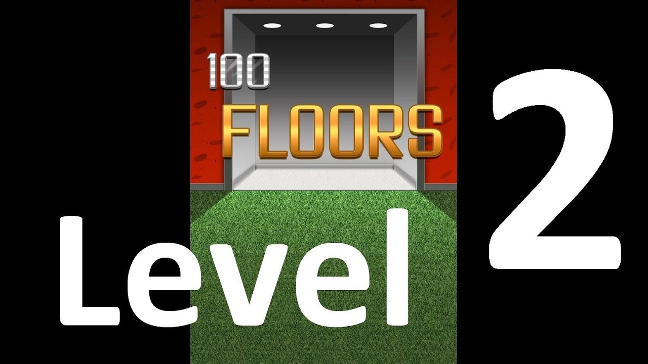 100 Floors Level 2 Annex Floor 2 Solution Walkthrough