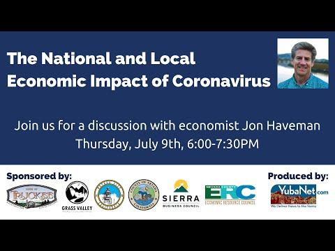 Nevada County's Economy and COVID-19