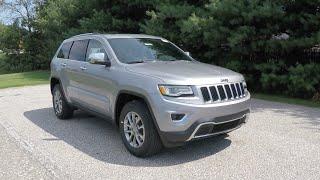 2015 Jeep Grand Cherokee Limited 4X4|18063