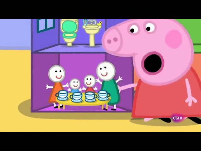 Peppa Pig, Capitulo - La señora PatasFlacas Travel Video