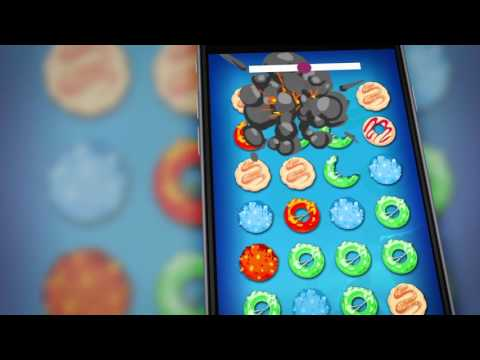 Candy Match - Gameplay