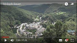 Luxemburg, Luxembourg - Ösling - Esch-Sauer