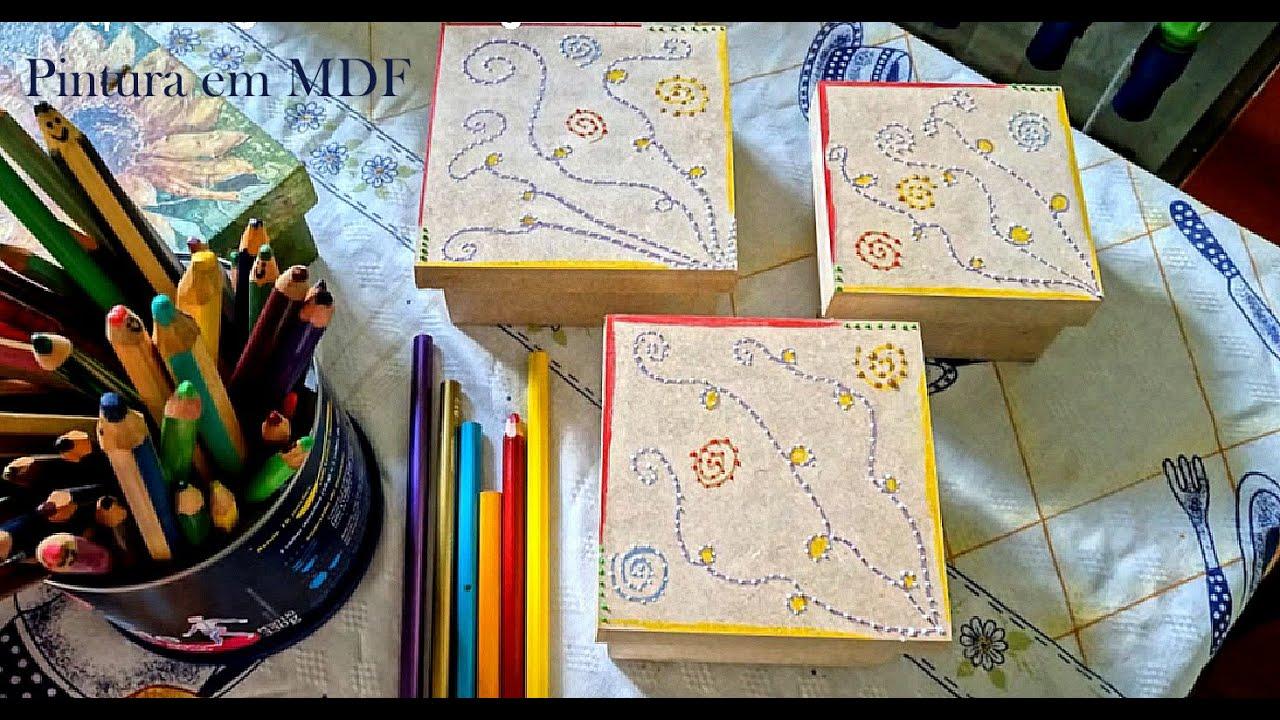 Como pintar CAIXAS de MDF ( sugestão simples)   #AD731E 1465x775