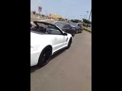 Sl 63 Amg Accra auto show