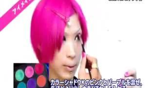 ex.ClearVeil 現カラット 雨宮流斗のヘアメイク講座.