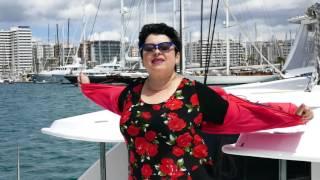 Catamaran. Leopard 48. Mana Mana. Palma De Mallorca. Part 1