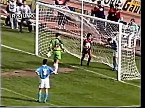 1993/94, Serie A, Cagliari - Napoli 1-2 (08)