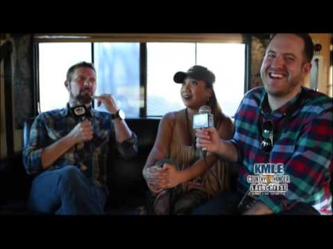 KMLE Country Thunder Launchfest - Interview Craig Morgan