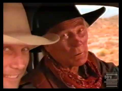 Ford F-150 Jack Palance Commercial 1997