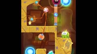 Cut the Rope Magic: Ancient Library Level 5-11 3 Stars