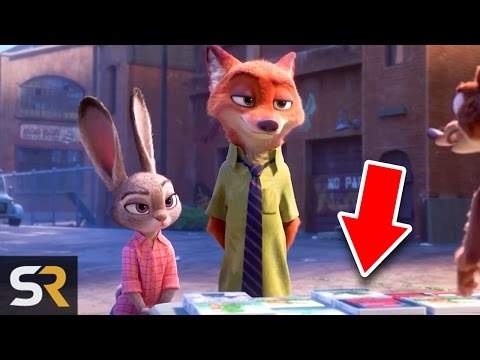 Thumbnail: 10 Disney Crossover Easter Eggs That You've Never Seen