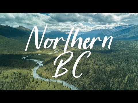 Exploring the backcountry of Northern British Columbia