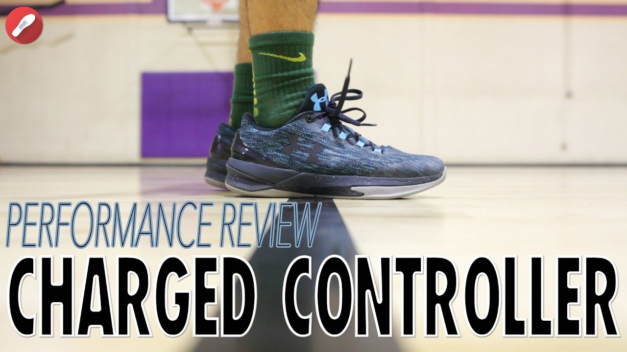 2c302f86f47 Under Armour Charged Controller Performance Review! - YouTube