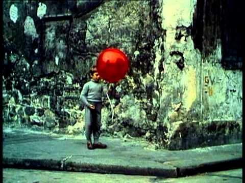 Le ballon rouge (1956) Dir. Albert Lamorisse