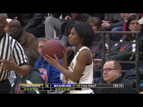 2015 Twin Cities Girls Championship: Como Park vs. Minneapol