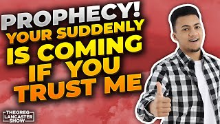 "PROPHECY! ""Your Suddenly Is Coming If You Trust Me"",Cindy Jacobs Shares Mighty Word of Encouragement"