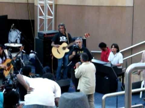 Lucky Ali Live - Rehearsal.avi