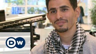 أيهم أحمد: عازف بيانو مخيم اليرموك يعزف في ألمانيا | الأخبار