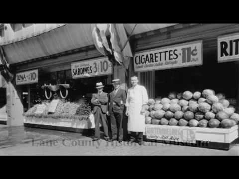 Historic Photos Of Eugene Oregon