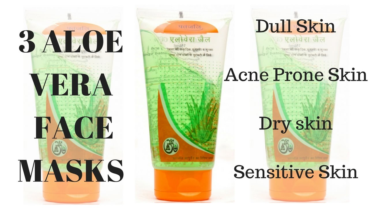 sensitive Face skin for dry mask