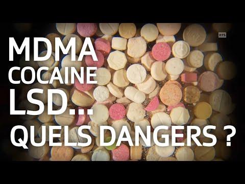 36.9° - Drogues festives: défonce et dérives