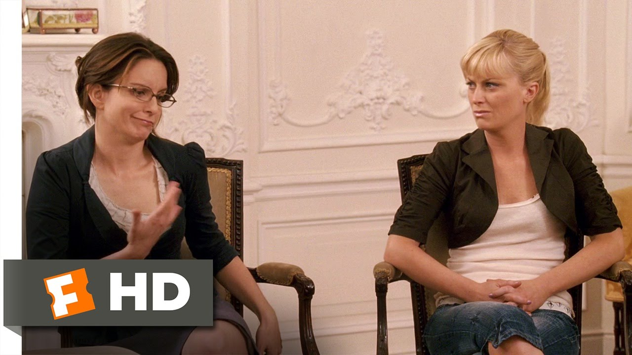Baby Mama 611 Movie Clip Surrogate Support Group 2008 Hd