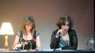 Gabriela Franco y Daniela Fiorentino leen Modos de ir (En Danza 2013)