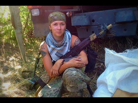 Интервью - 26 летняя сибирячка в Донбассе