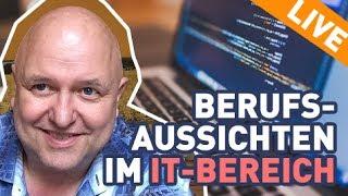 Berufsaussichten IT- Fachleute 💡 Nicht verzagen, Peter Fragen!