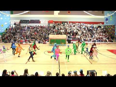 Pixar   Homecoming Assembly