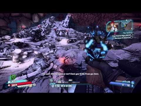Borderlands: The Pre sequel getting jack to level 65 - claptrap DLC |