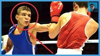 УЗБЕКСКИЙ боксер Муроджон Ахмадалиев - призер чемпионата мира