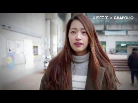 [Wacom X Naver Grafolio] Meet illustrator
