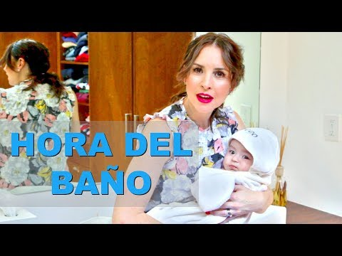 Hora del Baño | Mamá en la Torre | Capítulo 36 | Andrea Torre