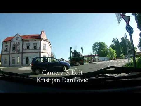 Timelapse #2 - Varaždin(Croatia) - Slovenia - Austria - Eisfeld(Germany) 0
