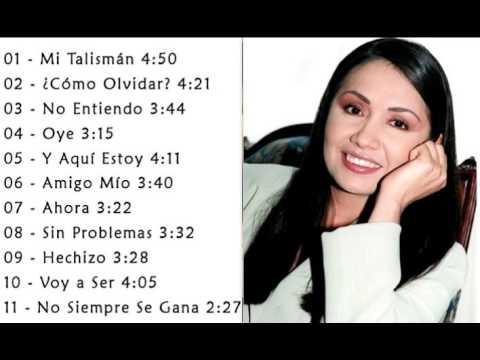 ANA GABRIEL / Mi Mexico / ALBUM COMPLETO 1991