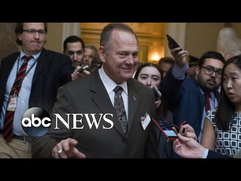 Roy Moore faces new accusations of sexual misconduct