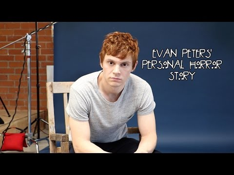 Evan Peters' Own American Horror Story: Watch Actor Squirm Over Season 6 Questions