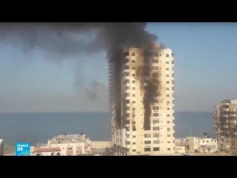ما بنود اتفاق التهدئة في غزة وما دور مصر؟  - نشر قبل 1 ساعة