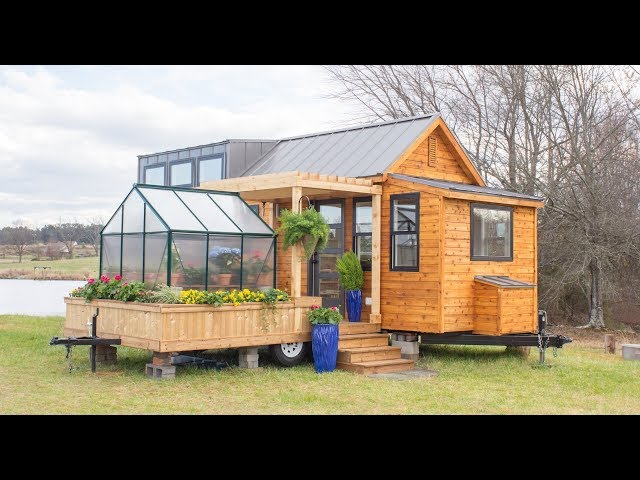 Tiny house comes with a greenhouse and porch - Curbed on mobile home storage, mobile home balcony, mobile home green, mobile home tools, mobile home photography, mobile home nursery, mobile home house, mobile home barn, mobile home outdoor, mobile home park, mobile home hotel, mobile home pool, mobile home glass, mobile home equipment, mobile home kennel, mobile home golf course, mobile home construction, mobile home fire, mobile home wood,